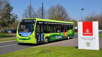 Travel made easy for England v Sri Lanka at Chester-le-Street Riverside – 27-31 May