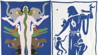 Delar av Malmö Konstmuseums stora konstsamling och verk ur Schyls donation möts i Malmö Konsthall