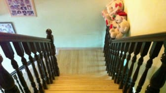 Suitable Flooring For Your Staircase