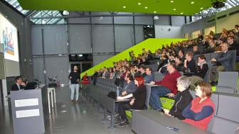 2017 wurde die Wildauer Wissenschaftswoche mit einem Science Slam eröffnet
