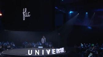 Flic presented at GitHub Universe