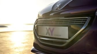 208 XY Concept - Exklusiv och urban