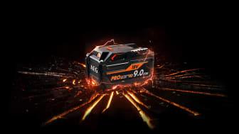 AEGs nya PRO18V HIGH DEMAND-batterier