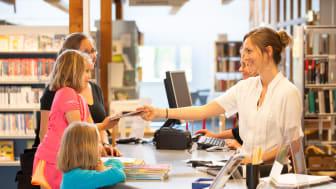 Biblioteken i Sydöstra Skåne samarbetar