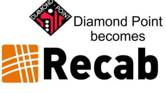 On the 1st of April 2020 Diamond Point International will change name to Recab.