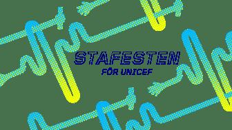 Stafesten för UNICEF – Bellmanstafetten byter namn och drar på Sverigeturné