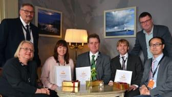 Pitchvinnande Umeåbolaget Lipum tar grepp om kroniska sjukdomar