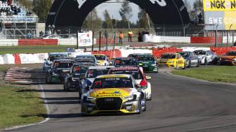 Brink Motorsport, STCC, foto: Micke Fransson, Teambild