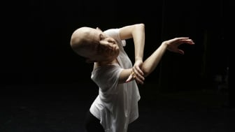 Vibeke Tandberg: Old Man Dancing. Photo: Henriette Berg-Thomassen. Courtesy of Vibeke Tandberg and OSL contemporary