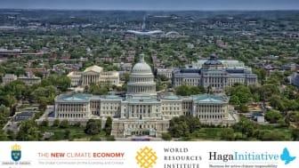Hagainitiativet lyfter fram lönsamt klimatarbete vid seminarium i Washington