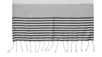 Hamam handduk ECO 90 x 170 cm, grå