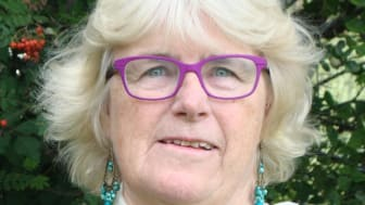 Karin Fridell Anter, ordförande för föreningen Stöttepelaren