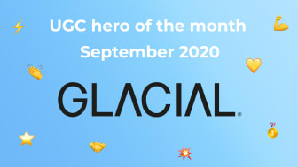 ​UGC hero of the month ­­– September 2020: Glacial
