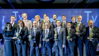 Euronews et Eurosport, deux chaînes françaises à l'honneur lors des Eutelsat TV Awards