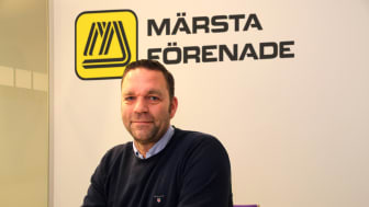 Det känns helt i linje med vår värdegrund att få sälja till Sundfrakt och med det stödja ett gediget hållbarhetsarbete. säger Mats Trysefjord, VD Märsta Förenade