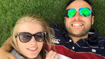 Young Fiancee find comfort and friendship at  ellenor's Bereavement Group