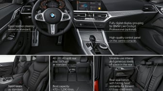 BMW 4-serie Gran Coupe - Highlights Interior