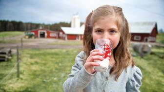 Skål för mjölken, på Mjölkens dag!