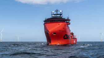 In 2017 ESVAGT took delivery of one new vessel for servicing the offshore wind industry, the SOV 'Esvagt Mercator'.