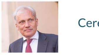 Cereno Scientific stärker organisationen och engagerar Chief Medical Officer inför start av fas II-studie med CS1