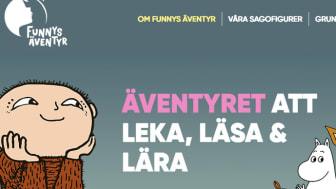Adma stöttar en av Sveriges största kultursatsningar för barn