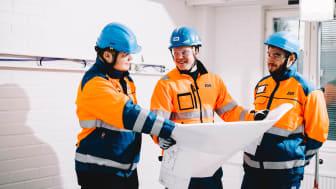 Aressa on jo useamman vuoden ajan ollut käytössä OmaKoutsi – vertaisoppimisen verkosto, jossa asentajat kouluttavat työkavereitaan valittuihin aihepiireihin liittyen.