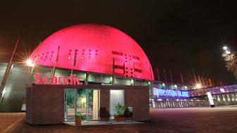 Scandic To Go till Globenområdet när NHL är i Stockholm.