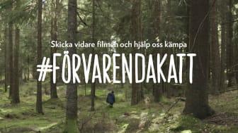 Informationskampanj #Förvarendakatt film 1