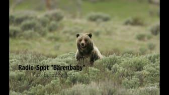 "Radio-Spot ""Bärenbaby"" zum Darmkrebsmonat März 2016/2017"
