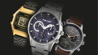 Bjørklund har et stort utvalg klokker som passer din stil!