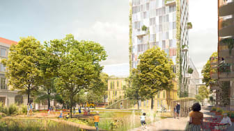 Urban Insight: Kaupunkirakennetta on tiivistettävä ja samalla sopeuduttava ilmastonmuutokseen, kuten tulviin ja lämpöaaltoihin