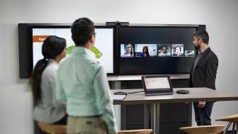 SMART Room System med Microsoft Lync / Skype for Business