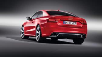 Premiär för Audi RS 5 på bilsalongen i Genève