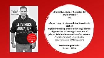 Daniel Jung: Die Vision vom digitalen Lernen - Neue Konzepte für die digitale Bildungsrevolution