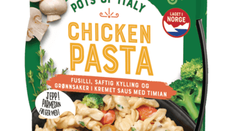 Tilbakekalling av TORO Chicken Pasta