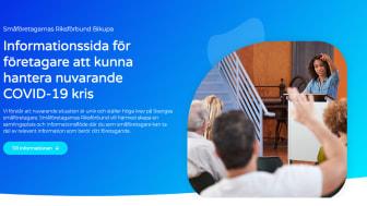 Bikupan – samlad information för småföretagare om Corona
