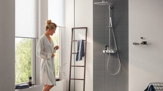 Går du op i din badeoplevelse? Euphoria SmartControl tilføjer velværd og et nutidigt design til dit badeværelse.