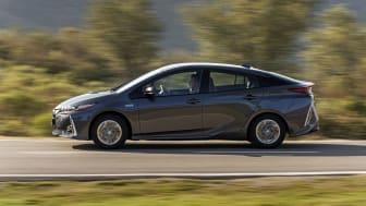 Henriks drömvinst - Toyota Hybrid