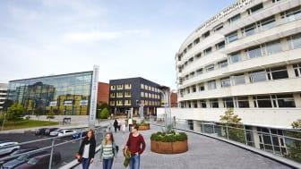 Mycket god samverkan vid Jönköping University
