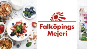 Kavli väljer Falköpings Mejeri  som ny mejeriproducent