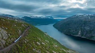 Lørdag 19. juli starter Fjord Cruise Narvik i rute mellom Narvik og Rombaksbotn