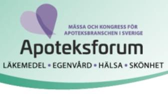 Pressinbjudan till årets upplaga av Apoteksforum