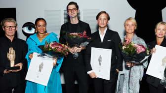 Årets pristagare på NK Galan 2018