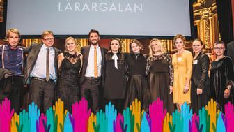 Årets vinnare på Lärargalan 2018
