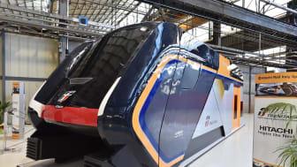 Avviata oggi la produzione dei nuovi treni Rock