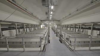 Et af verdens største forfiltreringsanlæg findes i Stavanger, Norge