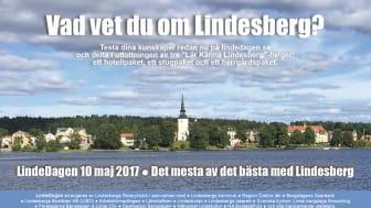 På lördag (25 mars) kommer denna annons i NA BostadsPuls som går ut till ca 130.000 hushåll i Örebro län.