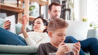 EXPERT COMMENT: A mobile phone for Christmas doesn't mean less family time for teenagers