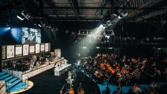 Finalen av Årets Kock 2020 - SM i professionell matlagning äger rum den 17-18 september