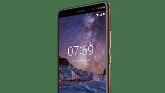 Nokia 7 Plus nu hos Tre.
